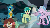 Sandbar and friends proud of themselves S8E22