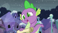 Spike --it's not your fault-- S6E2