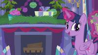 Twilight Sparkle -I think it's sweet- S5E20