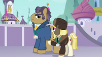"""Whinnyapolis delegate """"we're both supposed to give speeches"""" S5E10"""