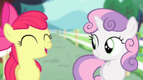"Apple Bloom ""Earth ponies like me"" S4E05"