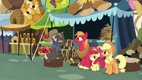 """Burnt Oak """"it's nice to talk about him"""" S7E13"""