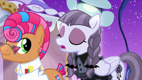 Inky Rose -you've... made me so... happy-- S7E9