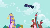 Mare Do Well jumping from one rooftop to the other S2E08