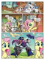 My Little Pony Transformers issue 3 page 3