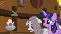 """Pinkie """"I'm never gonna sound like that"""" S8E18"""
