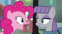 """Pinkie """"You know what that spells?"""" S6E3"""