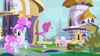 Ponies and creatures living in Canterlot S9E26