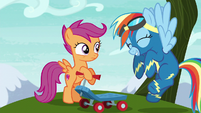 """Rainbow """"it's gonna be so awesome!"""" S6E7"""