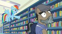 """Rainbow """"let you get away with this"""" S9E21"""