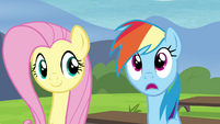 "Rainbow ""who's that?"" S4E21"