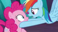"""Rainbow Dash """"say something funny"""" S9E2"""