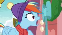 Rainbow hears Discord chime in again MLPBGE