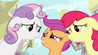 Scootaloo that's why S3E4