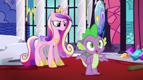 """Spike """"I had good intentions!"""" S5E10"""
