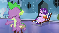 """Spike """"I love reliving my heroic deeds"""" S6E1"""