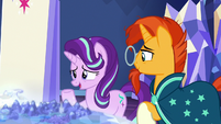 """Starlight Glimmer """"didn't work out well for me"""" S7E25"""