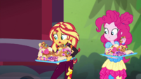 """Sunset Shimmer """"the best things to eat"""" CYOE11c"""