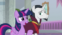"""Twilight """"if it were easy to learn"""" S8E26"""