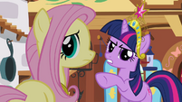 """Twilight """"watch that goat-legged step of yours, pal!"""" S03E10"""