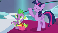 """Twilight """"when you first raised the sun"""" S8E7"""