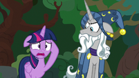 """Twilight Sparkle """"I just wanted to save you"""" S7E26"""