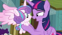 "Twilight Sparkle ""I take it you forgive me?"" S7E3"