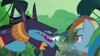 """Ahuizotl """"only a Pegasus can retrieve"""" S9E21"""