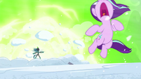 Chrysalis blows Starlight away with energy S9E24