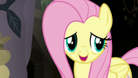 """Fluttershy """"less time to go through everything"""" S7E20"""