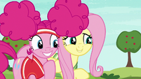 """Fluttershy """"once I got the hang of it"""" S6E18"""