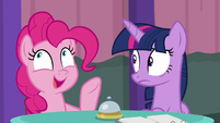 """Pinkie Pie """"and grapes!"""" S9E16"""