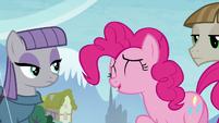 "Pinkie Pie ""one teensy-weensy disagreement"" S8E3"
