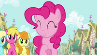 Pinkie Pie marching 1 S2E18