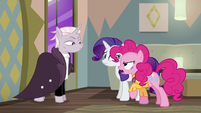 """Pinkie Pie offended """"disreputable?!"""" S6E12"""