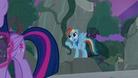 """Rainbow """"I don't think anypony's seen any of this"""" S7E25"""