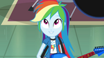 Rainbow Dash singing