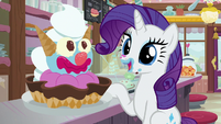 """Rarity """"I didn't realize your idea would"""" S7E6"""