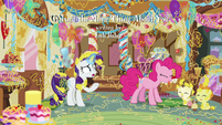 """Rarity """"this party string won't come off!"""" S7E19"""