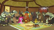 S07E11 Pinkie i jaki w chatce do słuchania muzyki
