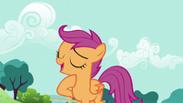 Scootaloo wants to be surprised S5E19
