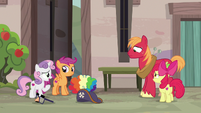 Sweetie Belle -we're pretty sure she likes you!- S7E8