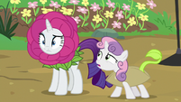 Sweetie Belle doesn't want to do it again S7E6