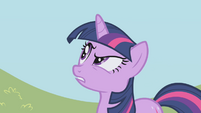 "Twilight ""not comfortable accepting unwanted favors"" S1E03"