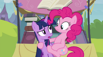 """Twilight """"what are you talking about?"""" S4E22"""