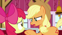 """Applejack """"there's a time for work"""" S9E10"""