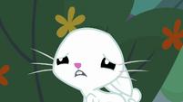 Bunny Fluttershy looking worried S9E18