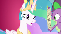 """Celestia """"magical artifacts will stop working"""" S8E25"""