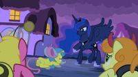 Luna 'not screams of' S2E04