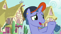 """Out of Town Pony """"we haven't read them"""" S7E14"""